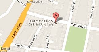 Click here to see buses that pass the Drill Hall and directions